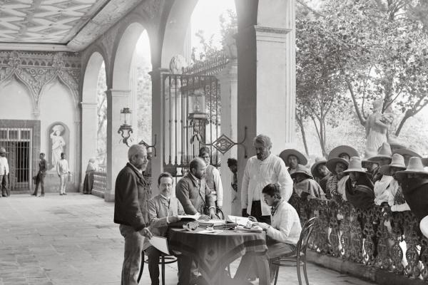 Haciendas in México